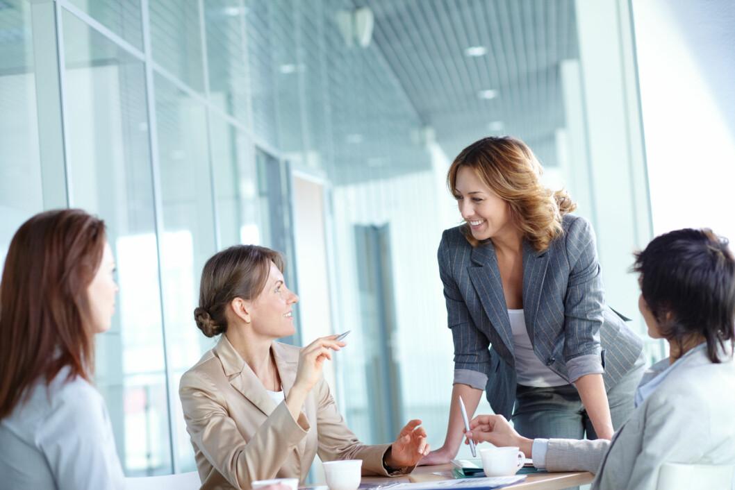 nettverk kolleger venner rekruttering