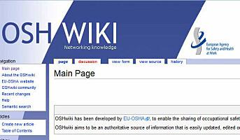 Ny wiki for arbeidsmiljøeksperter