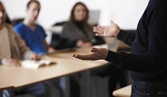 Sju av ti fornøyde med valg av utdannelse