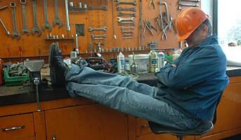 Lange arbeidsdager øker risikoen for slagtilfeller