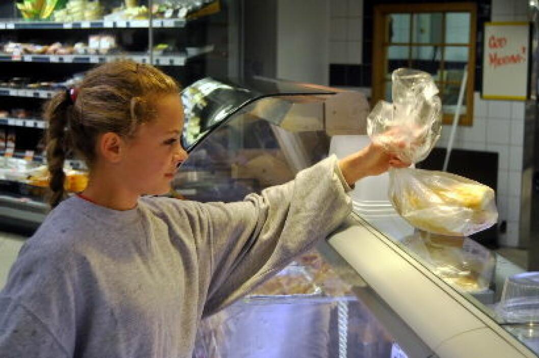 Kjøttkakebagett Trysil ungdom nett