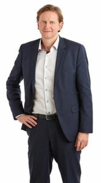 Jens Kristian Johansen i Grette.