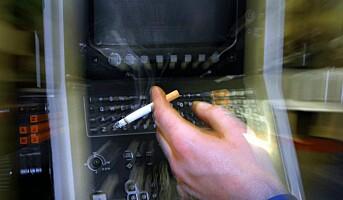 Kan vi nekte ansatte å røyke i arbeidstiden?