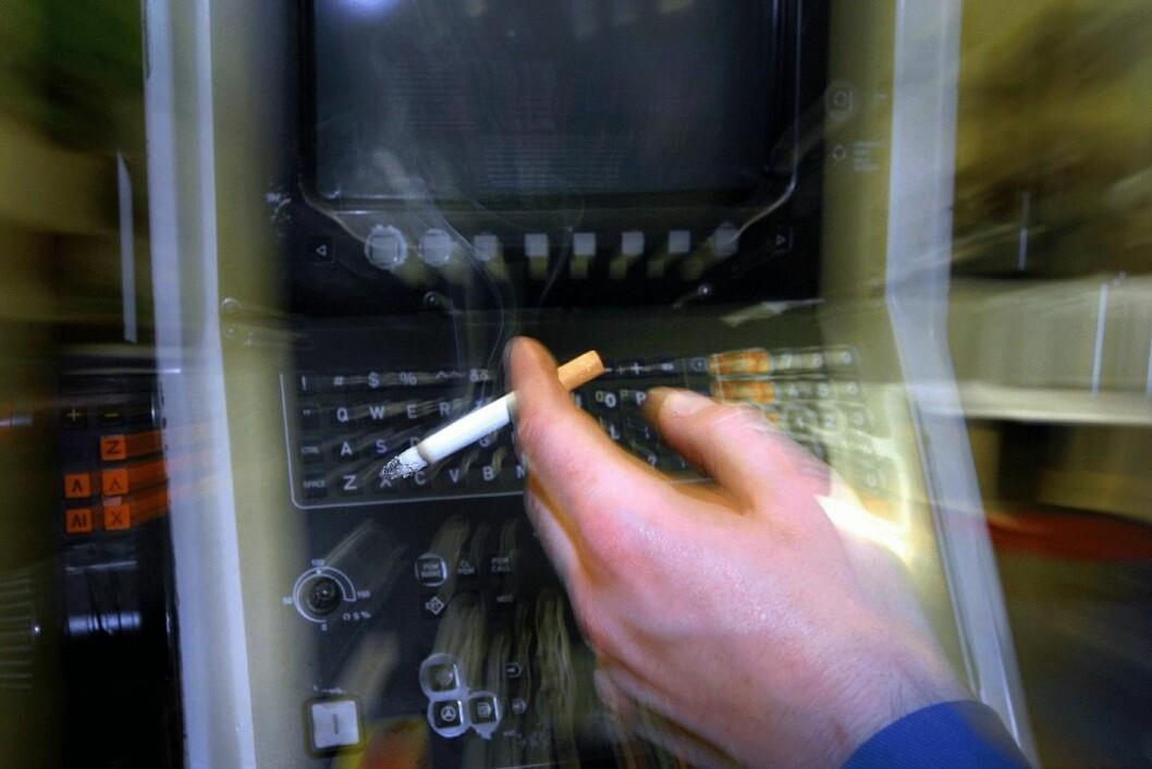 røyking-på-jobb