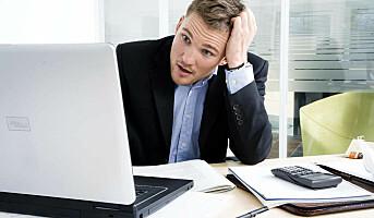 Ledere stresses av IT-verktøy