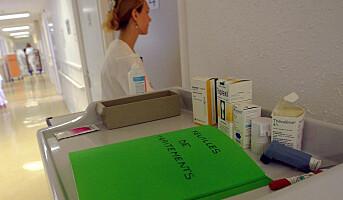 Sykepleiere som viser omsorg blir raskere utbrent