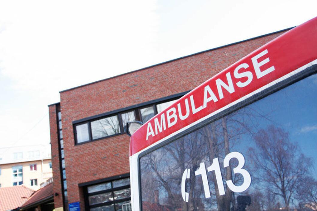 2-februar-Ambulanse