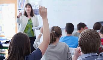 Mange lærere vil ha nytt stipend