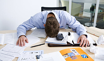 Arbeidsrelatert stress kan gi diabetes