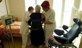 Hjelpepleier mistet autorisasjon