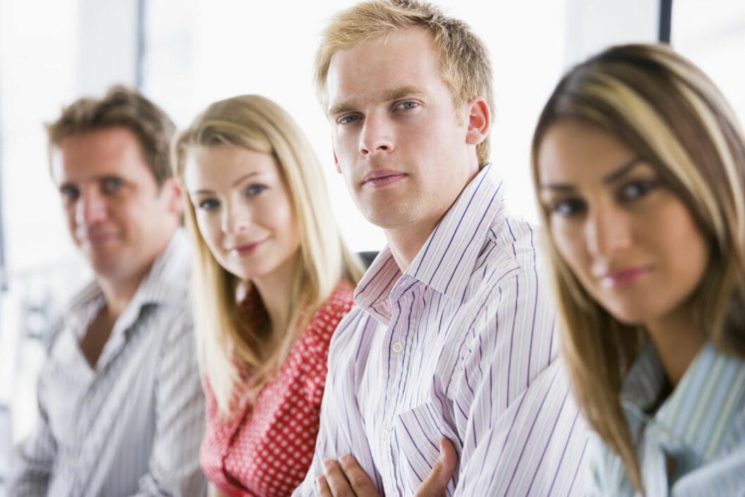 Medarbeidere, elever, kolleger, studenter
