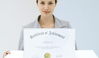 Slik skriver du en god CV