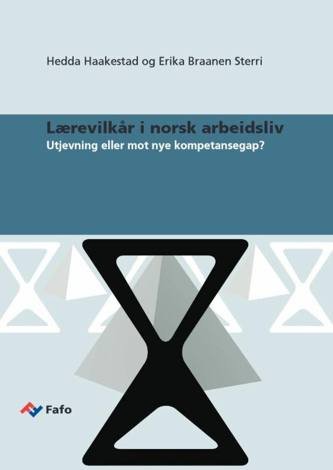 Lærevilkår i norsk arbeidsliv 2015