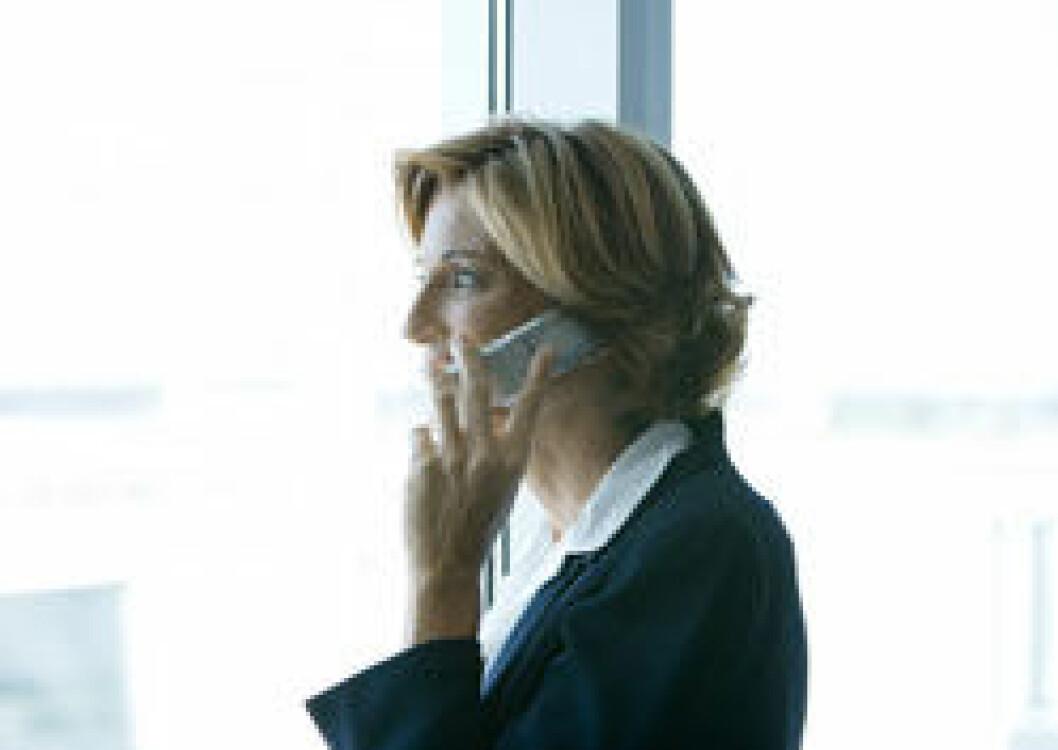 Telefonillustrasjon
