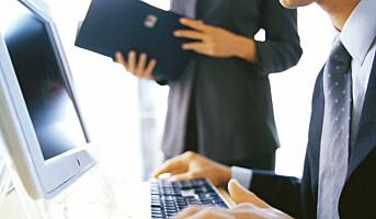 Sjekk din businesspartner