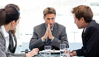 Slik får du effektive jobbmøter