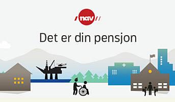 Nyttig NAV-blogg om pensjon