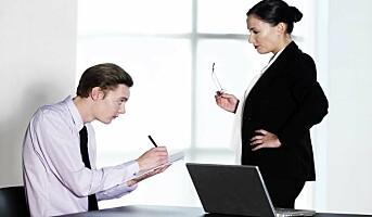 Slik påvirker du sjefen din