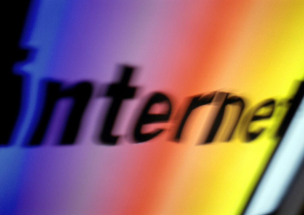 Internett illustrasjon