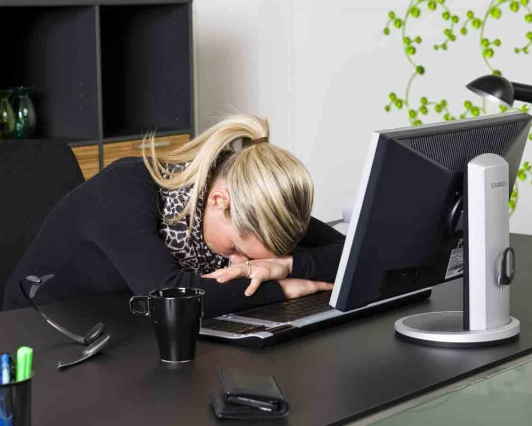 Kvinne-stress