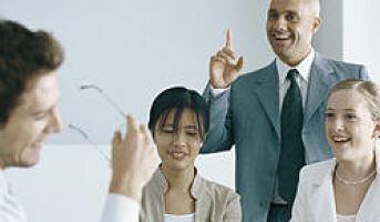 Høyt jobbengasjement gir bedre helse