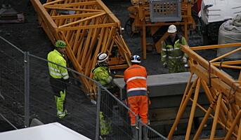 Bygg og anlegg redder bemanningsbransjen