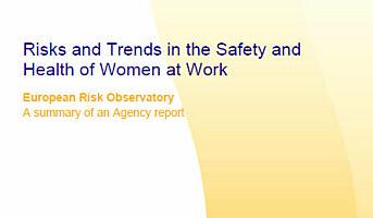 Ny rapport om kvinner i arbeidslivet