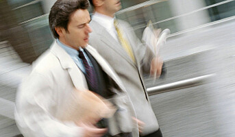 Greske ledere mest stresset