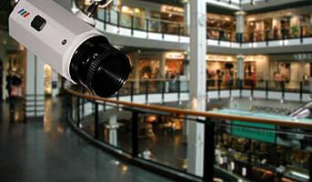 Kameraovervåkning øker i omfang