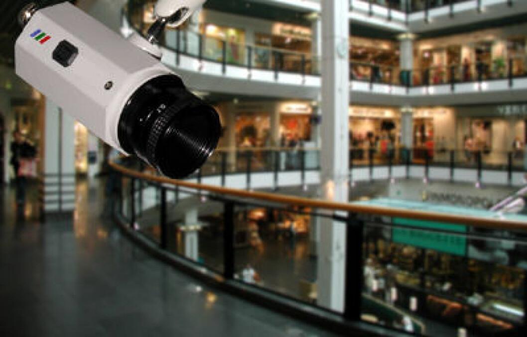 Kamera kjøpesenter L