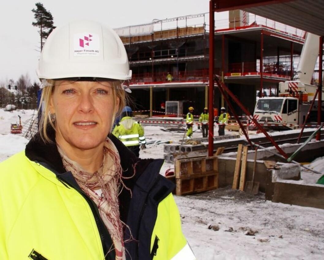 Helen Brown, byggingeniør