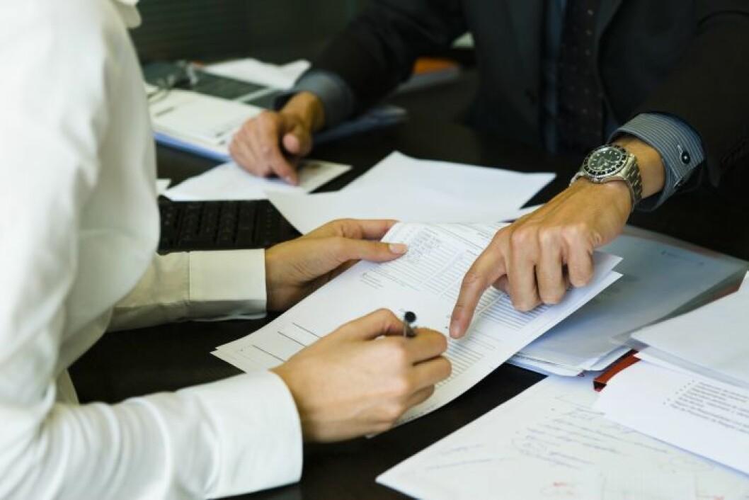 Prissamarbeid kontrakt