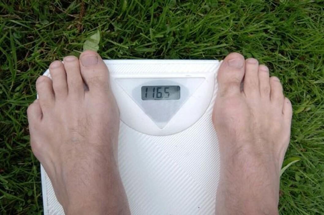 Overvektig