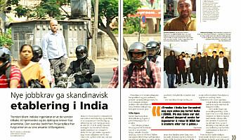 - Få øynene opp for India