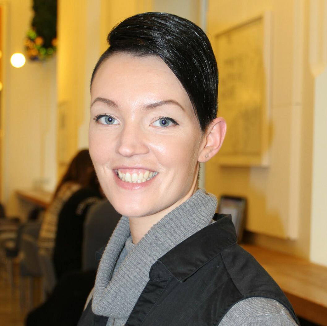 Kristin Bjerke student