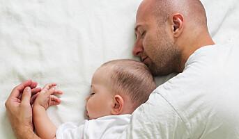 Flere fedre utvider sin pappapermisjon