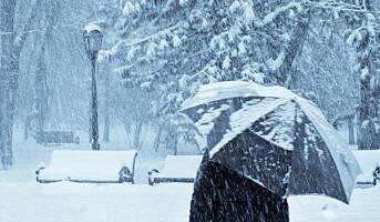 Hver tredje frykter vinteren