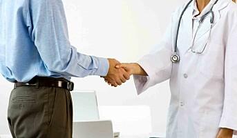 Ny forsøksordning for å redusere sykefravær