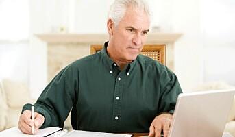 6 av 10 nordmenn vil jobbe etter fylte 67 år