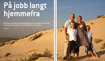 Norske fremmedarbeidere i Qatar