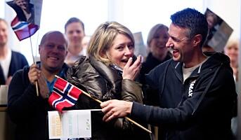 Vibeke er Norges beste kollega