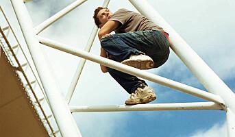 Angst presser unge ut av jobb