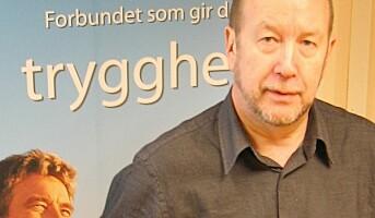 1 av 8 norske ledere blir overkjørt på jobb