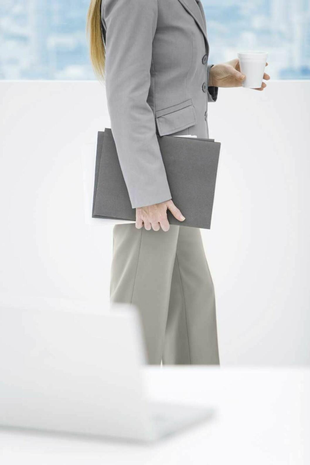 Kvinne i de nye yrker 2