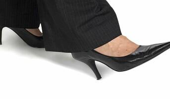 Krever høye hæler