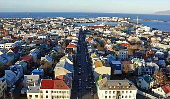 Islandske menn jobber lengst