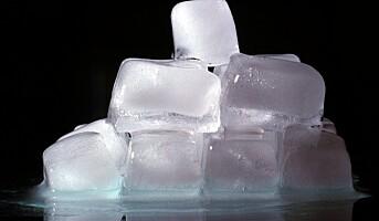 Kjøles ned