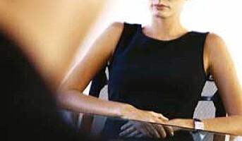 - Flere kvinner bør søke til utlandet