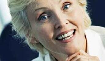Stadig flere kvinnelige seniorer