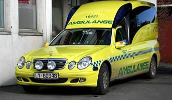 Alarmerende fra ambulansefolk